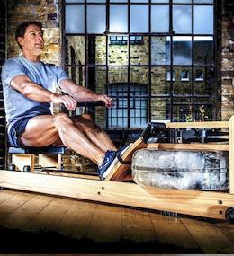 Máquinas de remo para uso doméstico online - Mundo Fitness