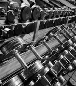 Mancuernas para Musculación de Goma, Cromadas & Hexagonales