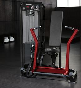 Máquinas de musculación para profesionales