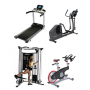 Pack Life Fitness: T3 Go, E1 Go, G7, LifeCycle GX