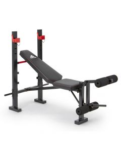 Adidas ADBE-10354 Sports Training Bench