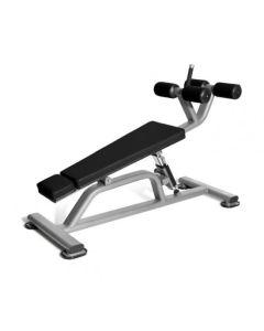 Jordan Fitness Banco de Abdominales Declinado Ajustable