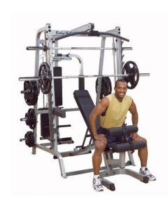 Body Solid Serie 7 Multipower Completa