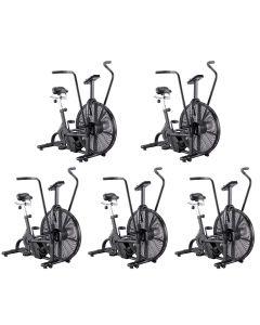 Pack 5 ASSAULT Bicicleta AirBike