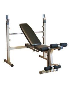 Body Solid Banco Olimpico Plegable - Musculacion