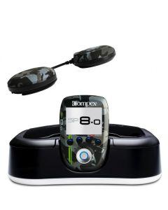 Compex Wireless SP 8.0 WOD Edition. Incluye rodilleras, guia de entrenamiento y accesorios
