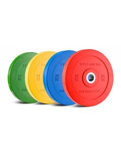 Titanium Strength HD Bumper Plates Colour 5 KG