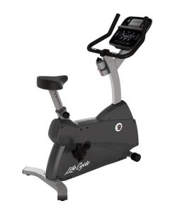 Life Fitness C1 Track Connect Bicicleta Estatica