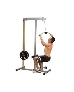 Body Solid PowerLine Lat Machine