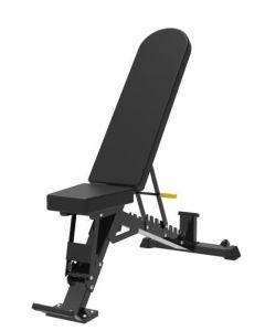 Titanium Strength Black Series Bando reclinable multifunción