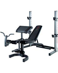 Weider Pro 490 DC Banco de Musculación