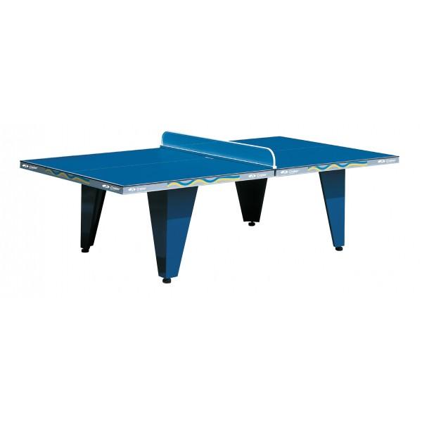 Metro mesa de ping pong tabarca exterior antivandalica for Mesa ping pong exterior