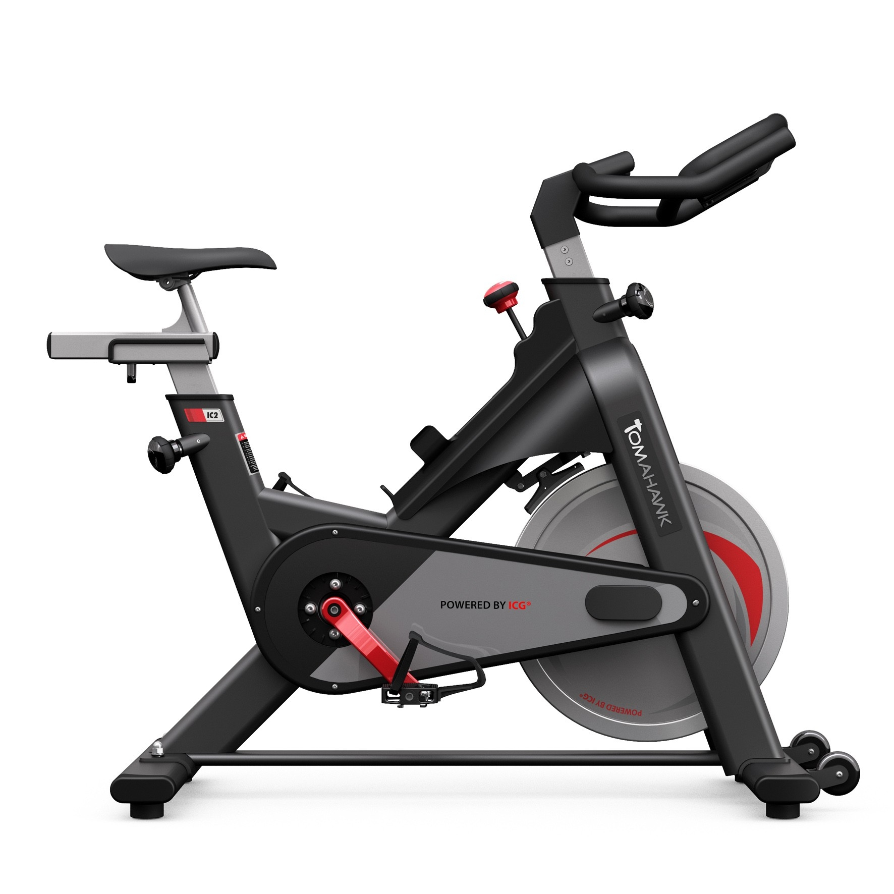 life fitness tomahawk ic2 bicicleta de spinning. Black Bedroom Furniture Sets. Home Design Ideas