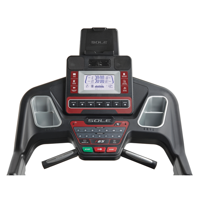 Consola Sole Fitness F65