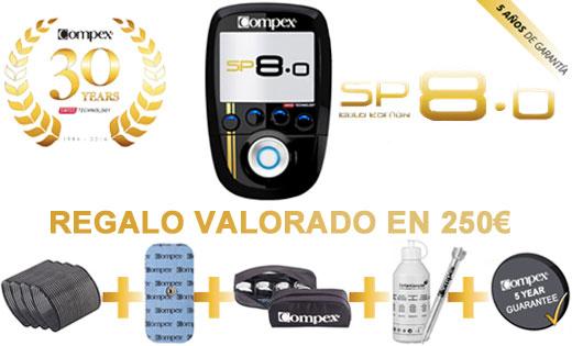 Vídeo electroestimulador compex sp 8 0 gold edition